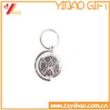 3D Metal Cuseomed Logo Keychain Regalo de recuerdo (YB-HD-181)
