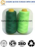 Variado la máquina 100% poliéster textil fábrica de bordados de hilo de coser Proveedor