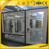Hersteller-schiebendes Aluminiumfenster mit Aluminiumprofil