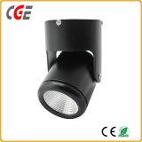 18W 20W 30W Voie Spot LED de lumière LED Lampe LED PAR28 PAR30 un éclairage sur rail