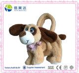 Sacchetto e borsa a forma di della caramella del cane bello della peluche