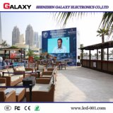 Schermo esterno della parete della video visualizzazione dell'affitto LED di colore completo P3.91 P4.81 P5.95 P6.25 di HD