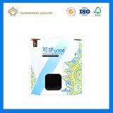 Cajas de cartón acanalado impresas aduana para el embalaje de la leche (con la maneta plástica)
