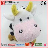 Chamego animais taxidermizados vaca de pelúcia brinquedo macio para crianças/Crianças