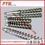 Belüftung-Profil-einzelner Extruder-Schrauben-Zylinder