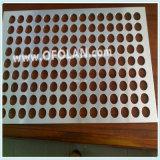 Titanineinander greifen-perforierter Metallineinander greifen-Panel-Hersteller