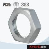 Aço inoxidável Rjt Union Union Nut (JN-UN2001)