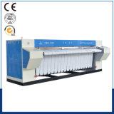 容易1600mm- 3300mm Flatwork Ironer/ロールアイロンをかける機械1-5ローラー(蒸気、電気熱)をCe&ISO作動させなさい