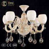 Lámpara de acrílico de cristal moderna de la lámpara (AQ20044-6)