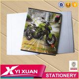 Composición de la cubierta suave cuadernos granel personalizada