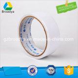 Doppeltes versah hohe Heftzwecke-anhaftendes Gewebe-Band für LED-Streifen mit Seiten (DTS10G-14)