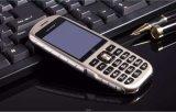 Metal lleno de 2.4 pulgadas, teléfono móvil de la prueba de IP56 Watter