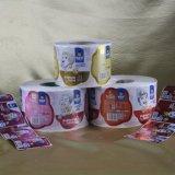 中国の高品質のカスタム付着力の印刷のステッカーのラベル