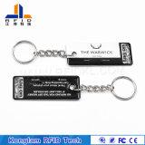 製品の識別のための防水Dijiao Keychain PVCカード