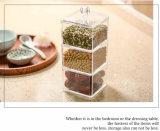 ハンドメイドの小型立方体ふたが付いているアクリルキャンデーボックス