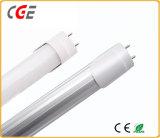 Nano plastique T8/T5 LED lumière Tuble qualité fiable, à haute efficacité énergétique des lampes LED de remplacement des feux de T8