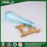 150ml 5oz опорожняют пластмасовые контейнеры косметической бутылки упаковывая портативную Refillable бутылку пластмассы пользы воды состава бутылок дух