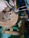 Induzione che fonde mini fornace 60kw per oro/argento/rame/alluminio