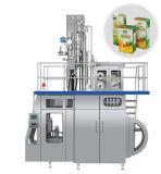 Type linéaire machine à étiquettes recouvrante remplissante de lavage de machine de 3L-10