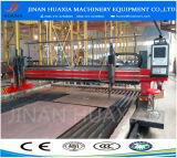 Tipo plasma do pórtico da oferta do fabricante do CNC/máquina estaca da flama/cortador
