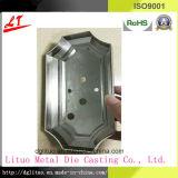 La aleación del aluminio/del cinc a presión la cubierta de la puerta del metal del hardware de la fundición