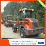 De gearticuleerde Hydraulische Zl08 Kleine Leverancier van de Lader van China