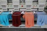 Wonyo 4 모자 t-셔츠 편평한 구슬 Sequin 인도에 있는 끈으로 묶는 무료한 자수 최고 가격을%s 맨 위 자수 기계