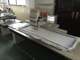 La máquina caliente y barata de Holiauma del precio del bordado para la venta con el área 360*1200m m del bordado iguales tiene gusto pista de la máquina del bordado de Tajima de la sola