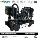 20kVA 최고 침묵하는 디젤 엔진 발전기, 디젤 엔진 발전기 세륨