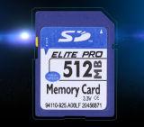 Modification blanche 32GB 64GB 256GB de Cid de carte SD de verrou de languette de couleur noire faite sur commande
