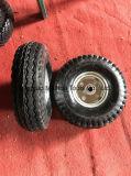 Maxtop 압축 공기를 넣은 고무 바퀴 무덤 바퀴