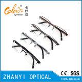 Blocco per grafici di titanio di vetro ottici di Eyewear del monocolo di vendita calda (1202-C1)