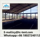 [هيغقوليتي] يوسع منحنى كبير خيمة خارجيّ لأنّ طائرة علاّق صاحب مصنع
