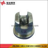 Punte di ugello ad alta pressione dello spruzzo del carburo di tungsteno