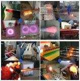 シャフトのローラーの金属の鍛造材の誘導加熱機械