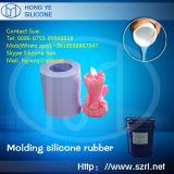 Силиконовая резина для прессформ свечки