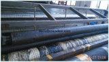 Черная стеклоткань Geogrid для строительства дорог (30KN*30KN-200KN*120KN)