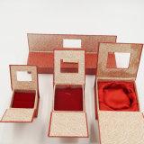 Bracelet à anneaux romantique Boîte à bijoux Bijou à bijoux (J10-E1)