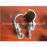 Durable andamios Accesorios racores de tubo de la abrazadera del acoplador de andamio