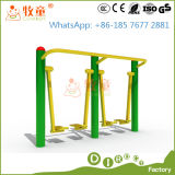 Equipamentos para ginásio ao ar livre Máquina de caminhada dupla (MT / OP / OF1)