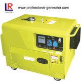 L'aria ha raffreddato il generatore diesel silenzioso 3kVA alimentato da Honda Engine
