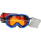 Reanson Qualitäts-Anti-Fog doppelte Objektiv-Schnee-Mobile-Schutzbrillen