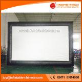 屋外の映画館スクリーンの膨脹可能でデラックスな映写幕の映画スクリーン(S1002)