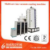 De grote Machines van de Deklaag van Ti van de Grootte PVD Gouden voor de Machines van de VacuümDeklaag van het Roestvrij staal Sheet/PVD