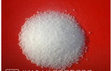 Alcali bianco come la neve della soda caustica di purezza minima di 99% nella figura perle/del fiocco