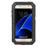 Samsung S7のための防水実用的な多色刷りの可動装置か携帯電話の箱