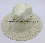 Мода Red Hat соломы с лентой и скрытых полостей в процессе принятия решений (Sh006)