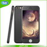 360 Degree Full Coverage Plastic with Tempered Glass Estojo de capa para celular para iPhone 7