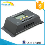 instrução de 30A 12V/24V ao controle solar S30 do controlador Light+Timer da carga