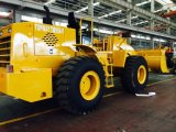 Wannen-Kapazitäts-Rad-Ladevorrichtung der CER Zustimmungs-6ton 3.5cbm für Verkauf